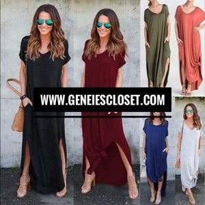 Dresses & Skirts - The Everyday Maxi dress